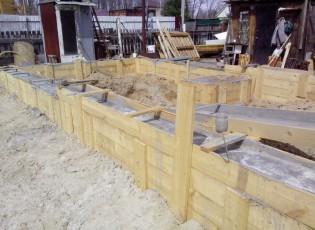 Строительство из бруса