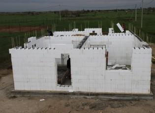 Строительство из несъемной опалубки